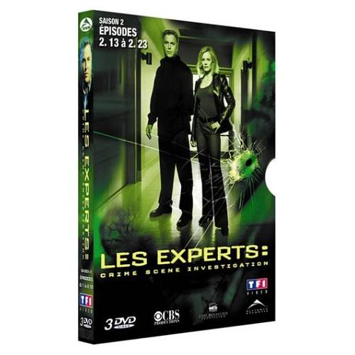 DVD - Les experts : Saison 2 - Partie 2