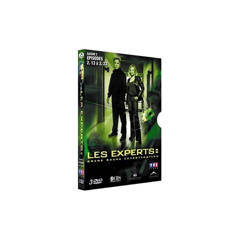 DVD - Les experts : Saison 2 - Partie 2