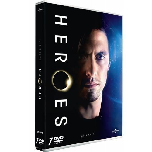 DVD - Heroes : Saison 1