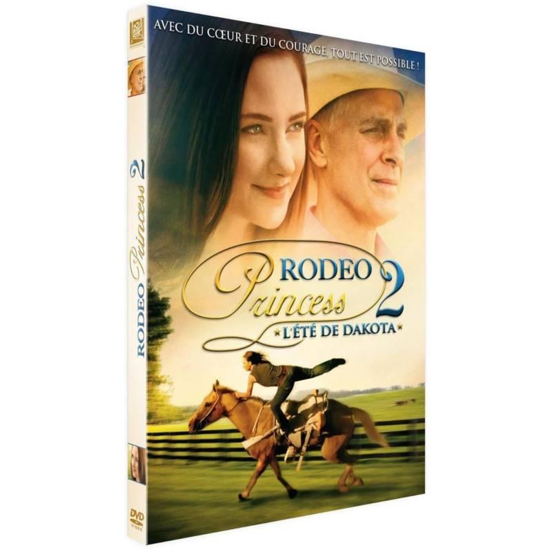 DVD - Rodeo Princess 2 : L'été de Dakota