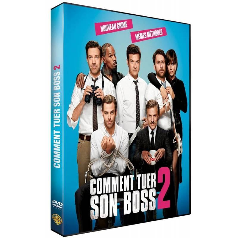 DVD - Comment tuer son boss 2
