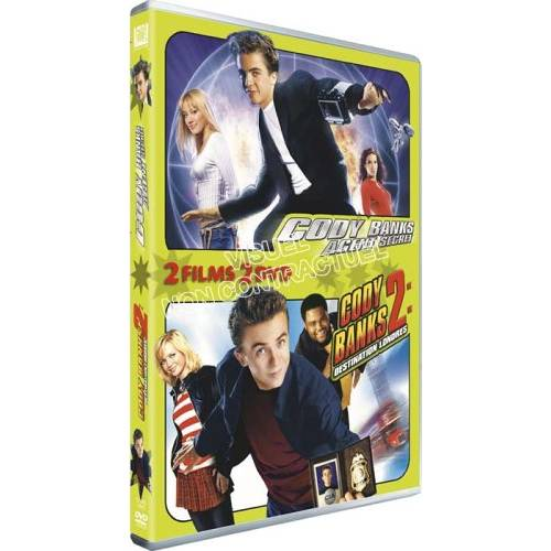 DVD - Cody Banks ,Cody Banks 2