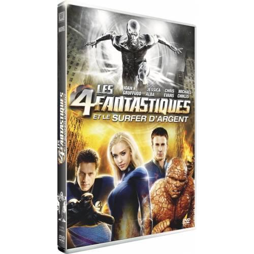 DVD - Les 4 Fantastiques et le Surfer d'argent
