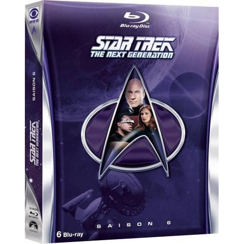 Blu-ray - Star Trek - La nouvelle génération : Saison 6