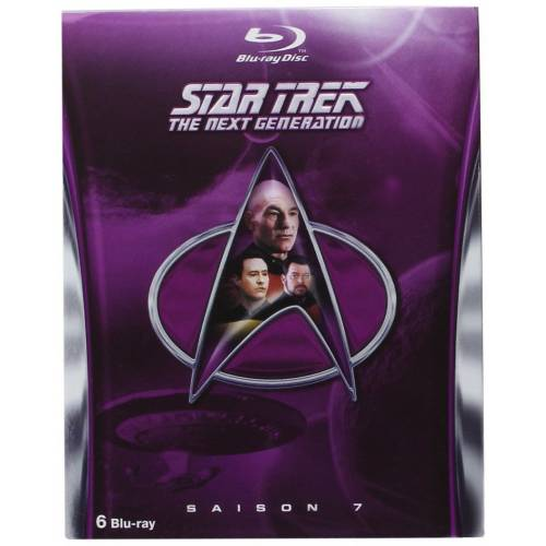 Blu-ray - Star Trek - La nouvelle génération : Saison 7