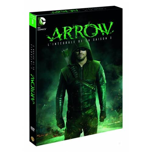 DVD - Arrow : Saison 3