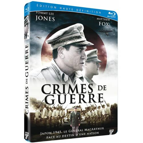 Blu-ray - Crimes de guerre