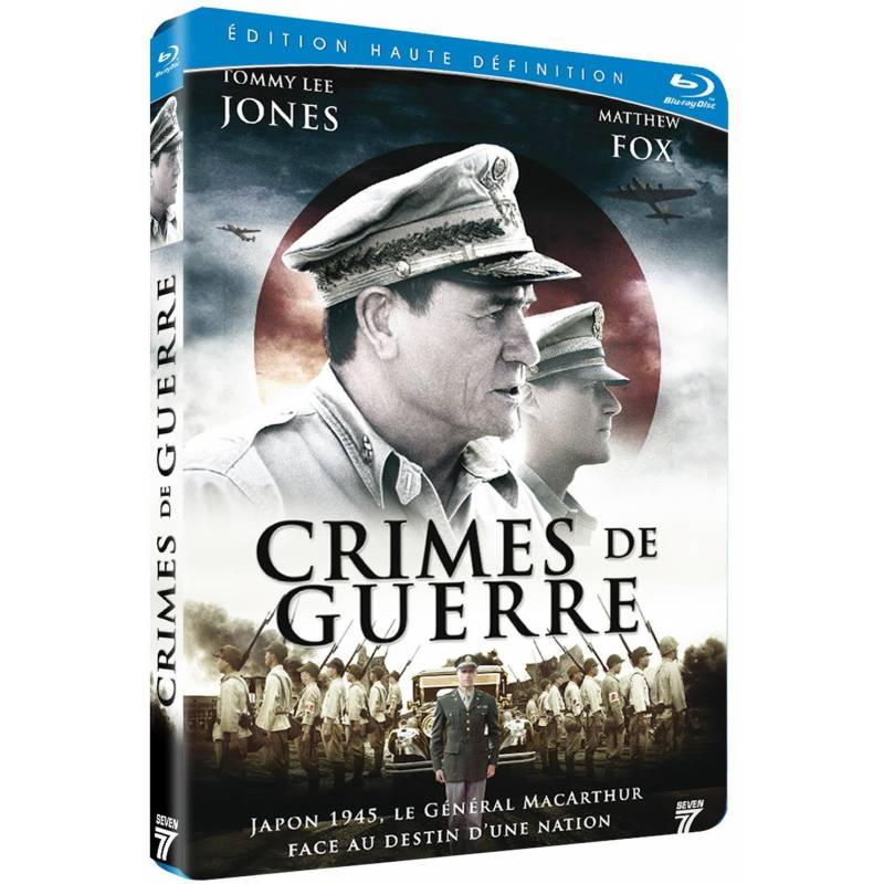 Blu-ray - Crimes de guerre