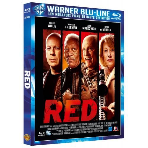 Blu-ray - Red