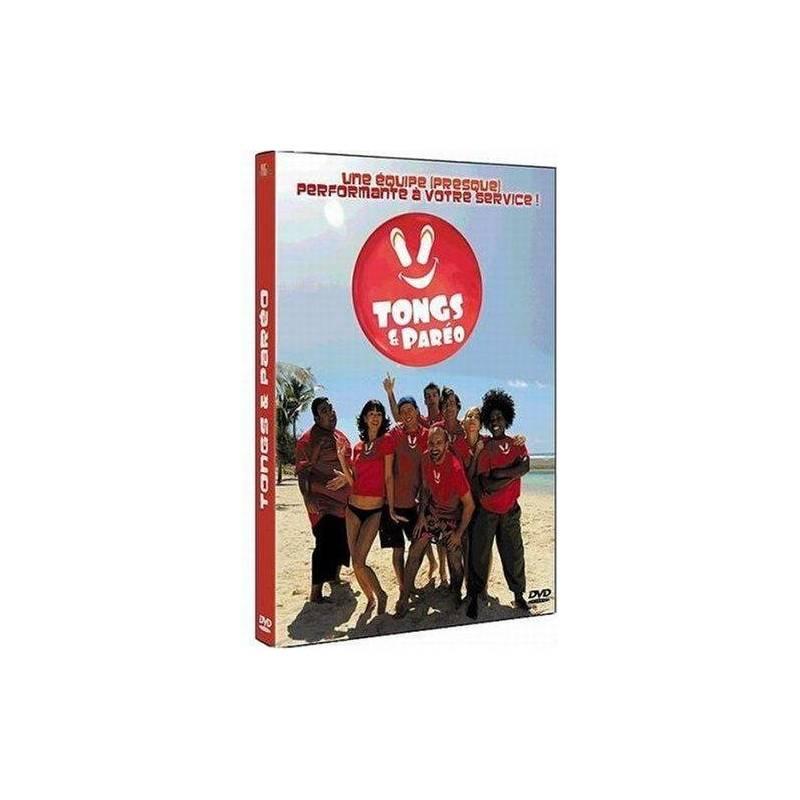 DVD - Tongs & Paréo