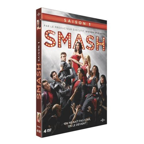 DVD - Smash : Saison 1