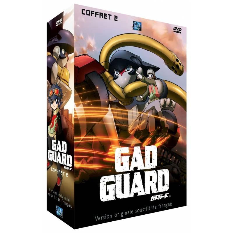 DVD - Gad Guard - Coffret 2