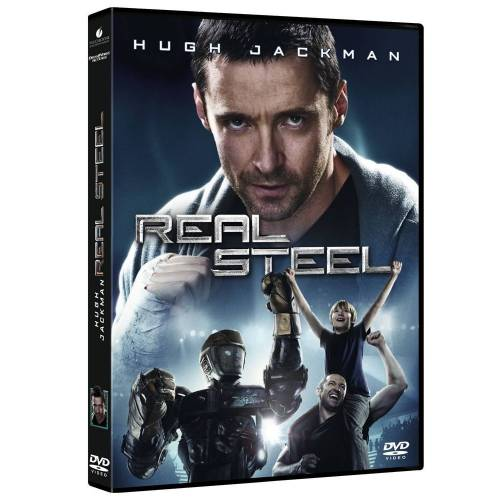 DVD - Real steel