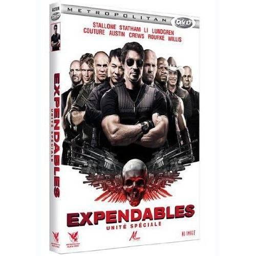 DVD - Expendables : Unité spéciale