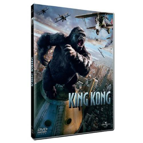 DVD - King Kong