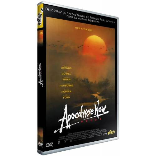 DVD - Apocalypse Now Redux