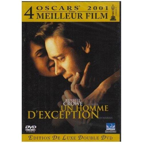 DVD - Un homme d'exception - Edition collector / 2 DVD
