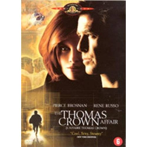 DVD - Thomas Crown