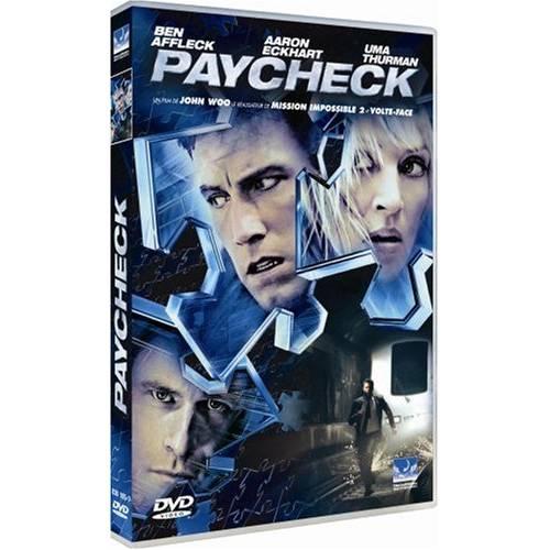 DVD - Paycheck