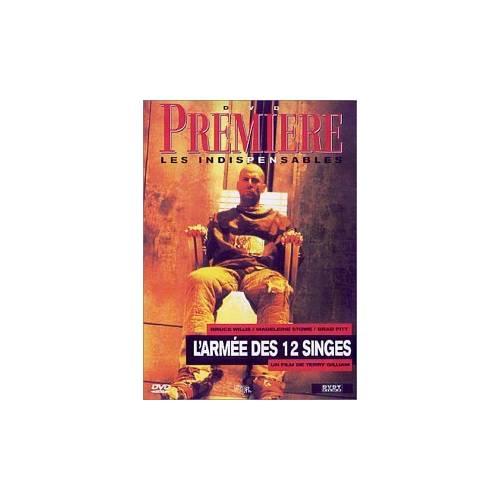 DVD - L'armée des 12 singes