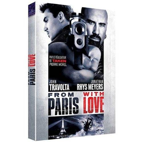 DVD - From Paris with Love