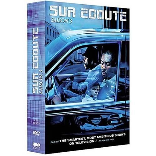 DVD - Sur écoute : Saison 3