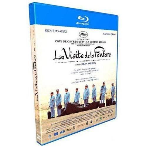 Blu-ray - La visite de la fanfare
