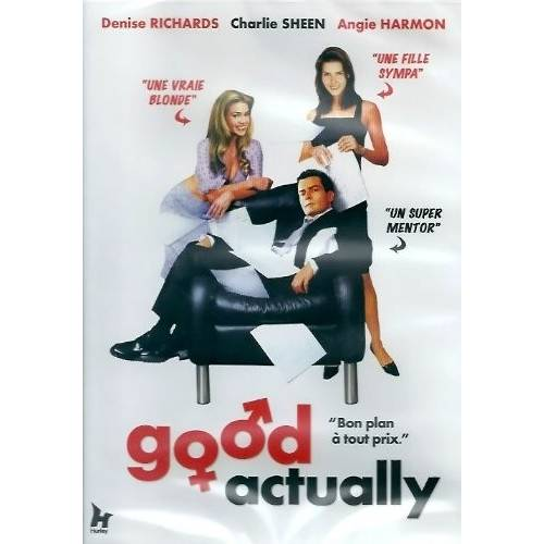 DVD - Good Actually
