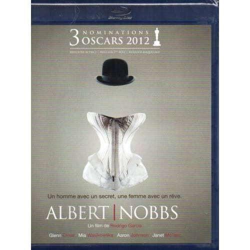 Blu-ray - ALBERT NOBBS