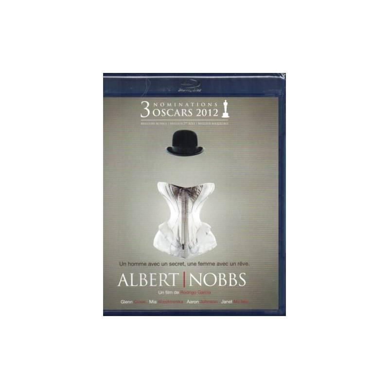 Blu-ray - ALBERT NOBBS