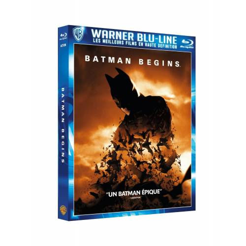 Blu-ray - Batman begins