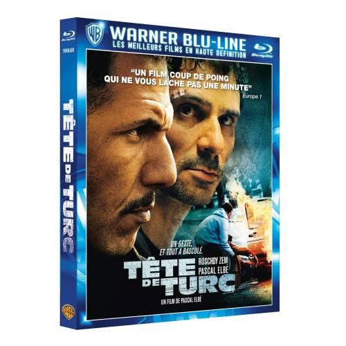 Blu-ray - Tête de Turc