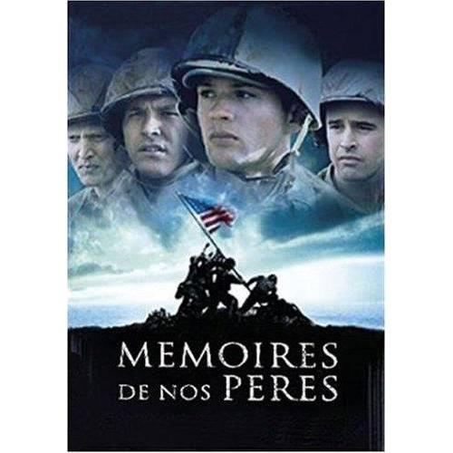 DVD - Mémoires de nos pères - Réédition