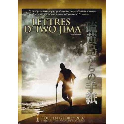 DVD - Lettres d'Iwo Jima - Edition collector / 2 DVD
