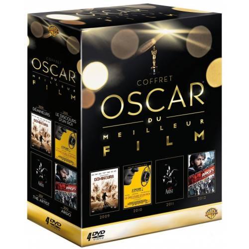 DVD - Argo ,Démineurs ,Le discours d'un Roi , The artist