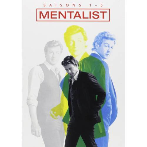 DVD - The mentalist : Saisons 1 à 5