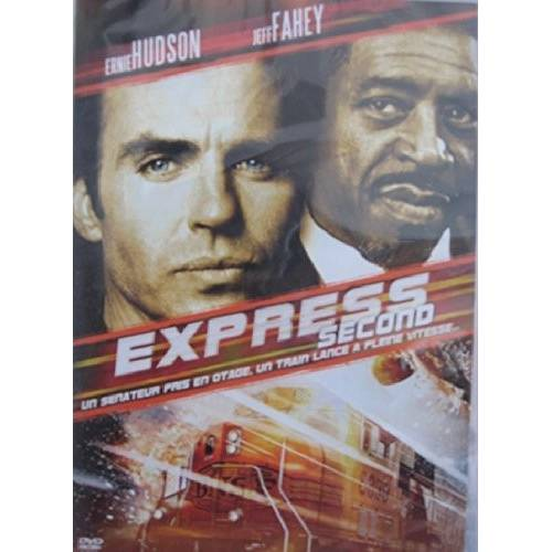 DVD - Express second / Ernie HUDSON Jeff FAHEY