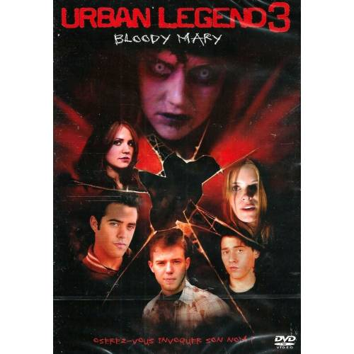 DVD - URBAN LEGENDS 3 BLOODY MARY