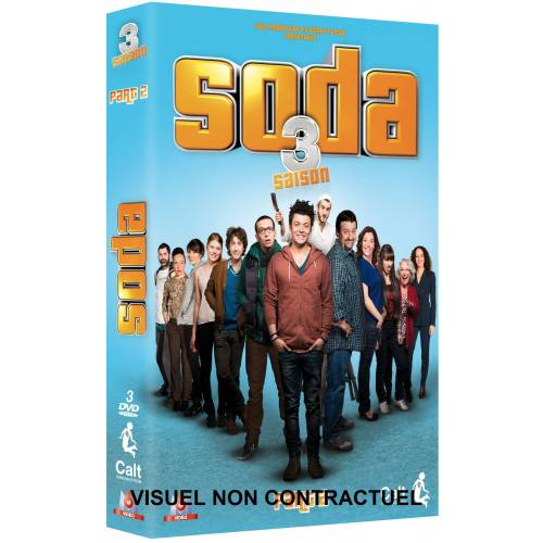 DVD - Soda : saison 3 Part 2