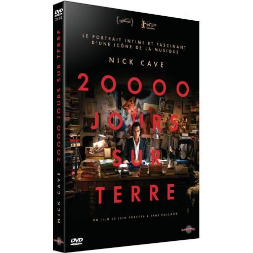 DVD - 20 000 jours sur Terre
