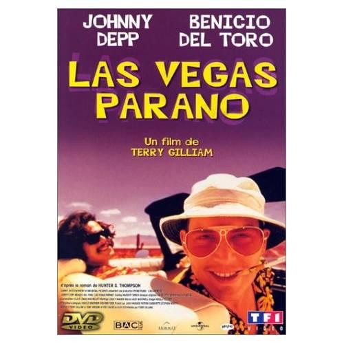 DVD - Las Vegas Parano