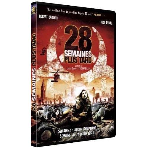 DVD - 28 semaines plus tard