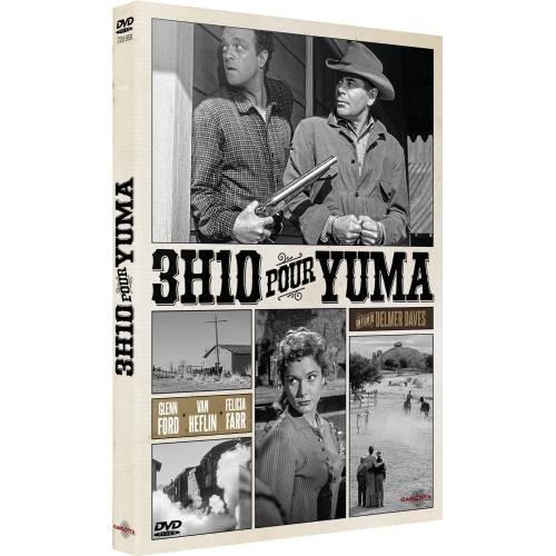 DVD - 3H10 pour Yuma (1957)