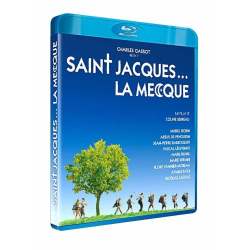 Blu-ray - Saint-Jacques... la Mecque - BRD (Blu-ray)