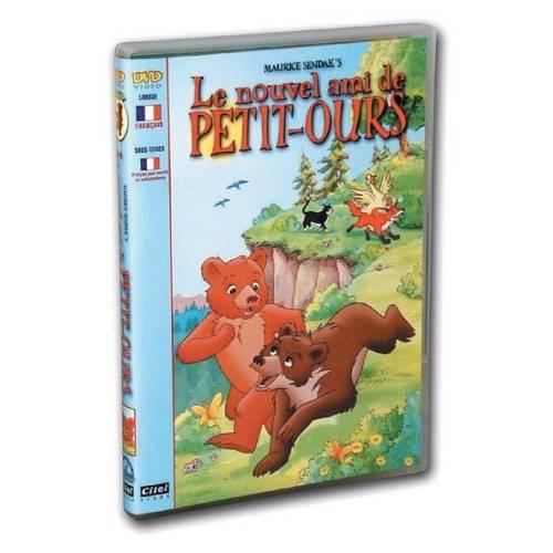 DVD - Petit-Ours : Le nouvel ami de Petit-Ours - Le film