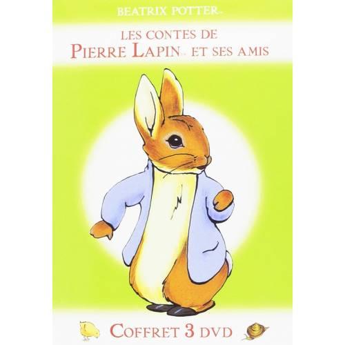 DVD - Beatrix Potter : Les contes de pierre lapin et ses amis