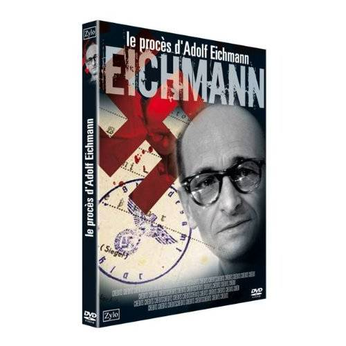 DVD - Le procès d'Adolf Eichmann
