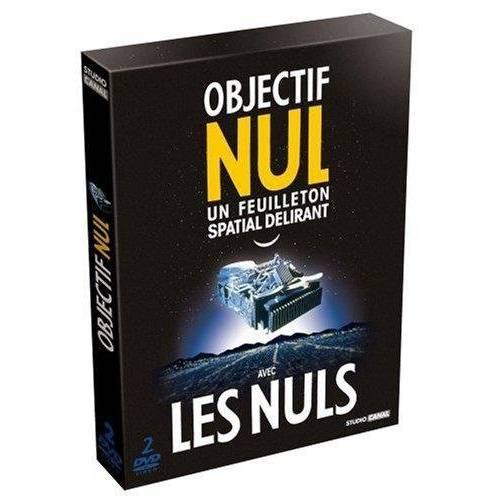 DVD - Les Nuls : Objectif Nul : L'intégrale