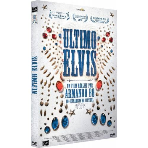 DVD - Ultimo elvis