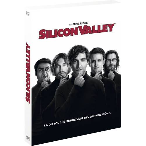 DVD - Silicon Valley : Saison 1